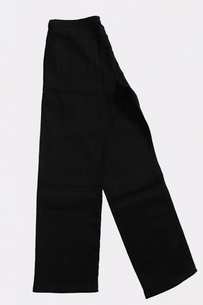 Spodnie jeansowe  czarne