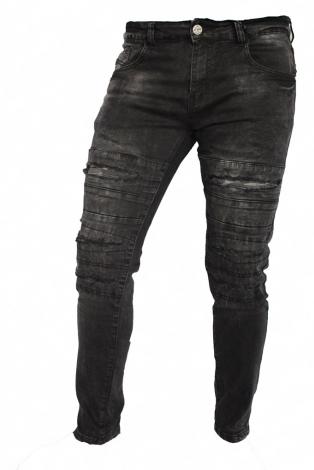 produkt-21-Spodnie_meskie_jeansy_dzinsy_czarne_darte_KA700-244-23.html
